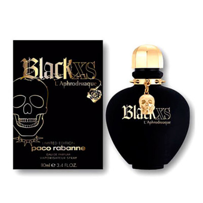 Paco Rabanne XS Black L'Aphrodisiaque For Women (80ml)