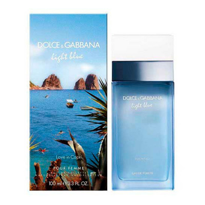 D&G Light Blue Love in Capri (100ml)