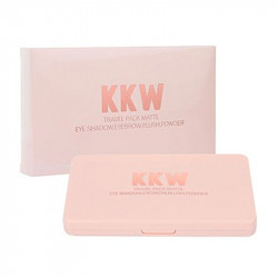 Палетка KKW Travel Pack Matte