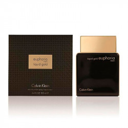 Calvin Klein Liquid Gold Euphoria Men (100ml)