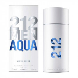 Carolina Herrera 212 Men Aqua (100ml)