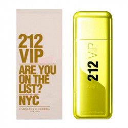 Carolina Herrera 212 VIP Men 2011 (100ml)