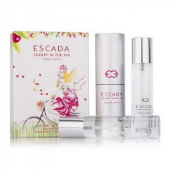 Набор Escada Cherry in the Air (3x20ml)