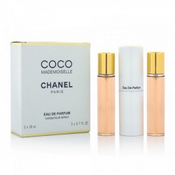 Набор CHANEL Coco Mademoiselle (3x20ml)