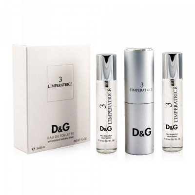 Набор D&G 3 L'Imperatrice (3x20ml)