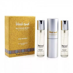 Набор Burberry Weekend for Women (3x20ml)