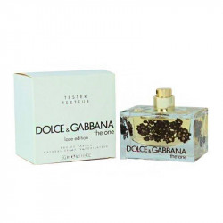 D&G The One Lace Edition (100ml), тестер