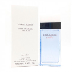 Dolce&Gabbana Light Blue Love in Capri (100ml), тестер