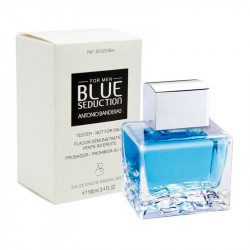 Antonio Banderas Blue Seduction (100ml), тестер