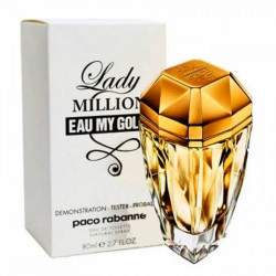 Paco Rabanne Lady Million Eau My Gold (80ml), тестер