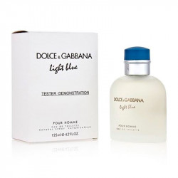 D&G Light Blue pour Homme (125ml), тестер