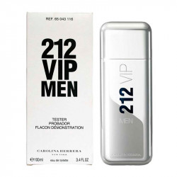 Carolina Herrera 212 VIP Men (100ml), тестер
