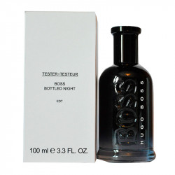 Boss Bottled Night (100ml), тестер