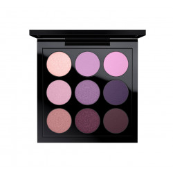 MAC Purple Times Nine Eyeshadow Palette