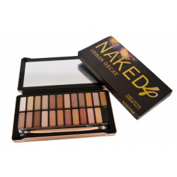 Палетка теней Naked 4 Eyeshadow Palette 24 Colors