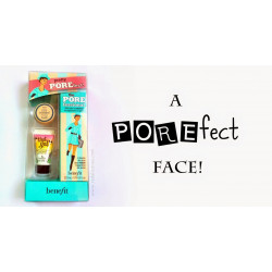 Праймер трио для лица Benefit Pretty Porefect 3в1