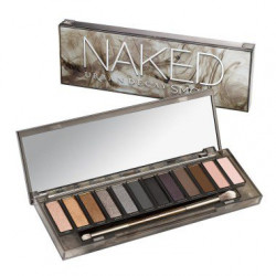 Тени для век Urban Decay Naked Smoky eyeshadow palette