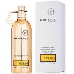 Montale Pure Gold (100ml), тестер
