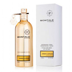 Montale Amber & Spices (100ml), тестер
