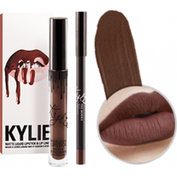 Матовая помада KYLIE TRUE BROWN K