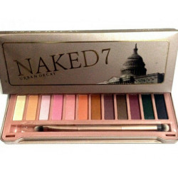 Тени Urban Decay Naked Eyeshadow Palette