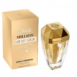 Paco Rabanne Lady Million Eau My Gold (80ml)