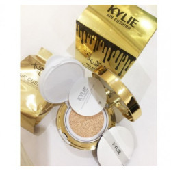 Кушон Kylie Jenner Air Cushion Gold Waterproof