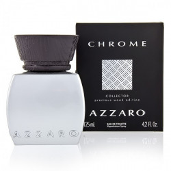 Azzaro Chrome Collector Precious Wood Edition (100ml)
