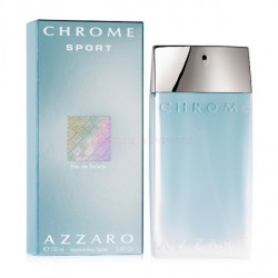 Azzaro Chrome Sport (100ml)