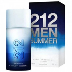 Carolina Herrera 212 Men Summer (100ml)